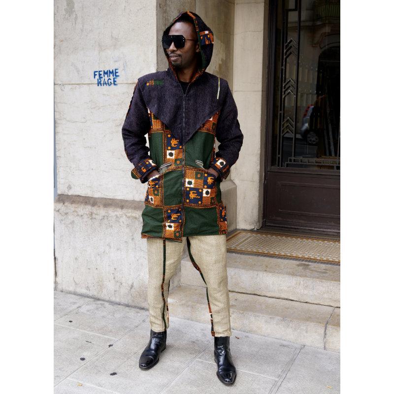 Boutique de prêt à porter mode africaine à Genève : Goldfingers Hair & Fashion