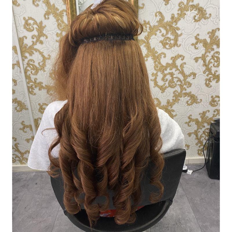 Tissage extensions de cheveux Goldfingers Coiffure à Genève