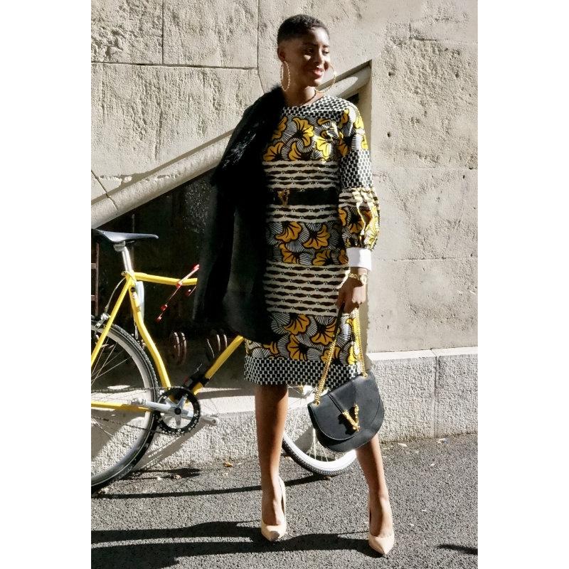 Prêt à porter femme mode africaine à Genève